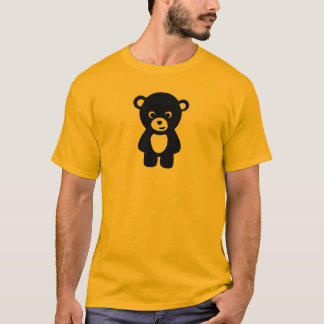 Sad Bear Customize With Your Own Phrase T-Shirt