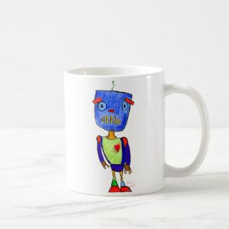 Sad Bot Coffee Mug