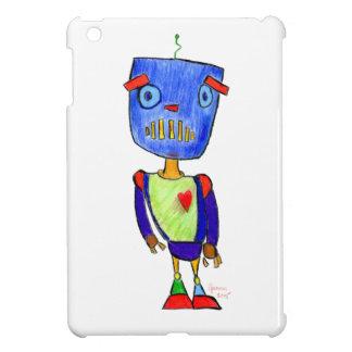 Sad Bot iPad Mini Cover