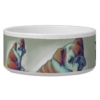 Sad Bulldog Bowl