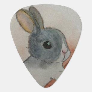 Sad Bunny Guitar Pick