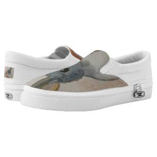 Sad Bunny Slip-On Sneakers