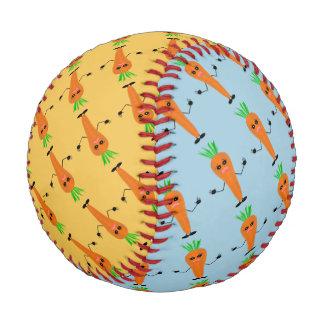 Sad Carrot Baseball