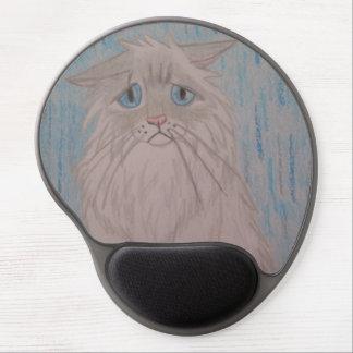 Sad Cat Gel Mouse Mat