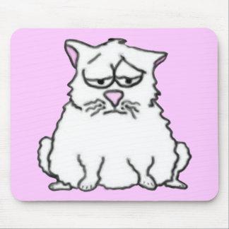 Sad Cat Mousepad