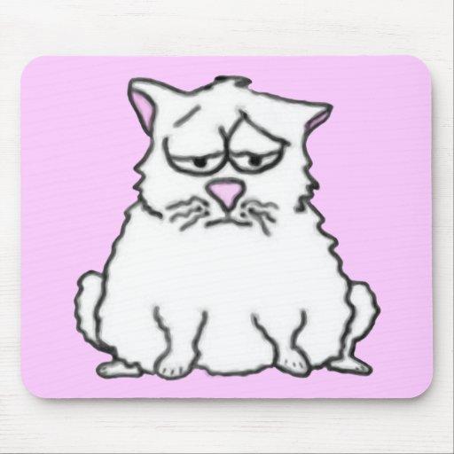 Sad Cat Cartoon Images & Pictures - Becuo