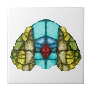 sad clown ceramic tile