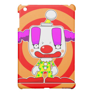 Sad Clown iPad Case