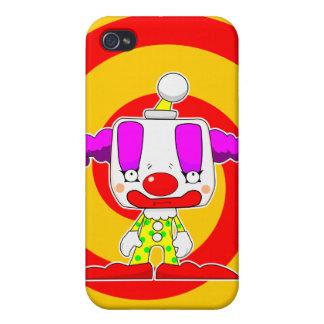 Sad Clown iPhone 4 Case