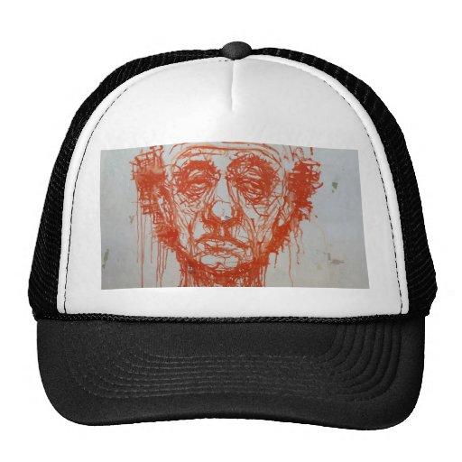 Sad Clown Mesh Hat