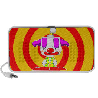 Sad Clown Speaker