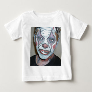 Sad Clowns Scary Clown Face Painting Baby T-Shirt