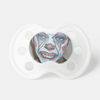 Sad Clowns Scary Clown Face Painting Baby Pacifiers