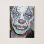 Sad Clowns Scary Clown Face Painting Puzzles