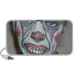 Sad Clowns Scary Clown Face Painting Portable Speaker