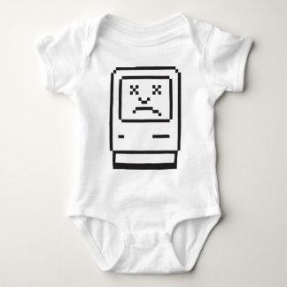 Sad Computer Icon Shirt