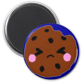 Sad Cookie Fridge Magnets
