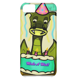 Sad Dragon Cover For iPhone 5C