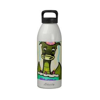 Sad Dragon Water Bottles