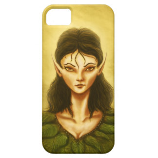 sad elf fantasy iPhone SE/5/5s case