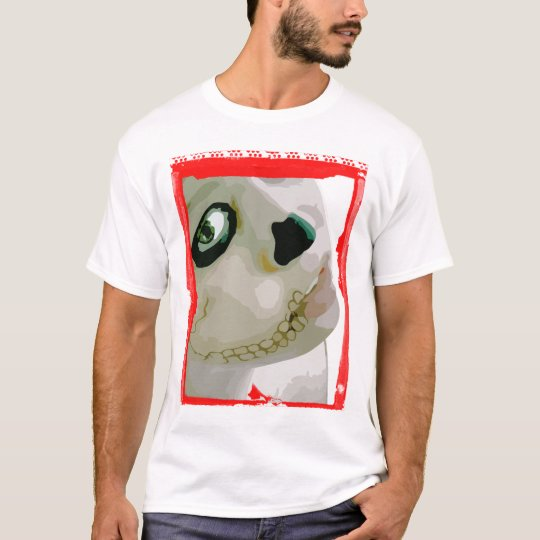 Sad Eye Skullyrip T-Shirt