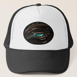 Sad Eyes Of Seafoam Trucker Hat