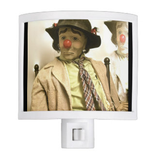 Sad Face Clown Weary Willie Nightlight Night Lights