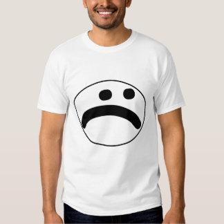 sad face head T-Shirt