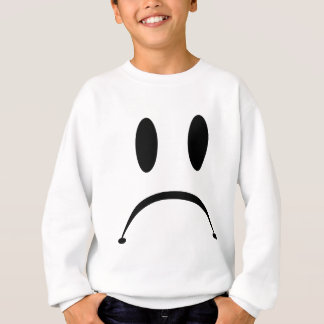 Sad Face Sweatshirt