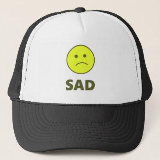 Sad Face Trucker Hat