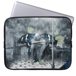Sad Fairy Computer Sleeve