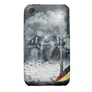 Sad Fairy iPhone 3 Case