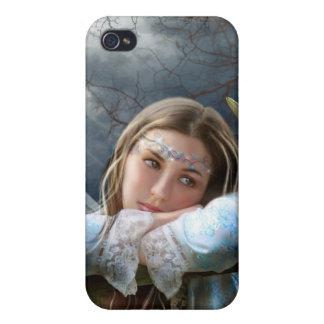 Sad fairy iPhone 4/4S cases