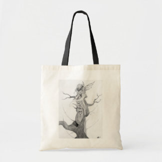 Sad fairy tree Bag