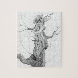 Sad fairy tree Puzzle
