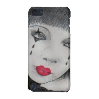 Sad Female Mime iPod Touch 5G Cover