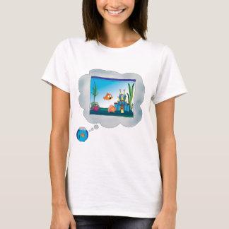 Sad Fish T-Shirt