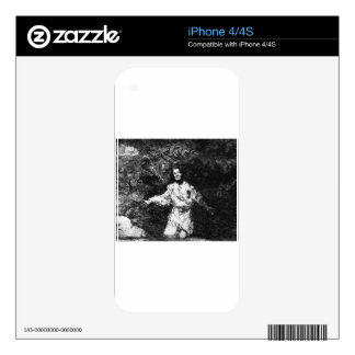 Sad forebodings of what is to come Francisco Goya Skins For The iPhone 4