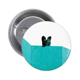 Sad Gargoyle Button