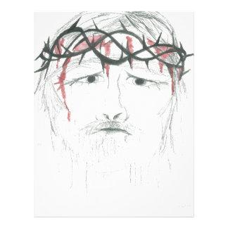 Sad God Letterhead