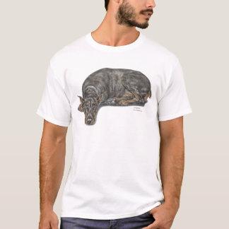 Sad Guilty Looking Doberman T-Shirt