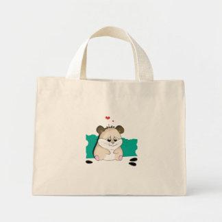 sad hamster bags