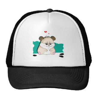 sad hamster hats