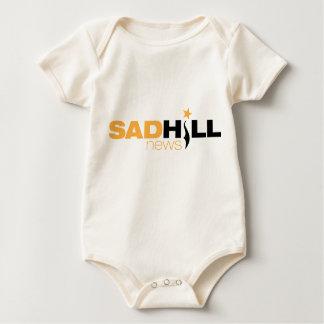 Sad Hill News Baby Bodysuit