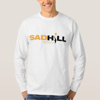 Sad Hill News Long Sleeve Shirt