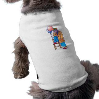 Sad Hobo Clown Pet Shirt