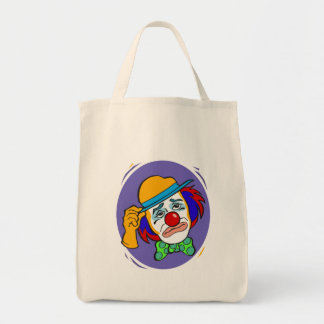 Sad Hobo Tote Bag