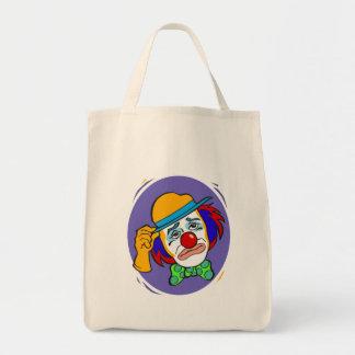Sad Hobo Tote Bag