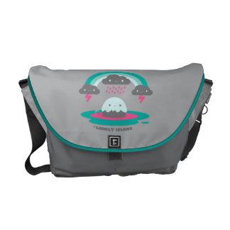 Sad Island 2 Messenger Bag