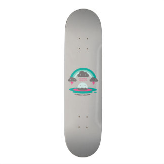Sad Island 2 Skateboard Deck